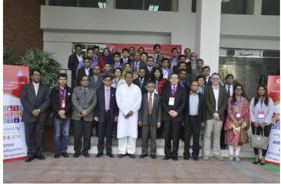 Group pic SDG Dhaka