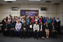 AIBD In-country Workshop on  Marketing and Commercialisation - group pic