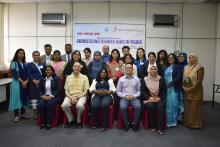 AIBD/UNESCO-IPDC Regional Workshop on 'Addressing Gender Bias in Media' 2019