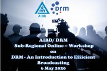 AIBD in collaboration with DRM1